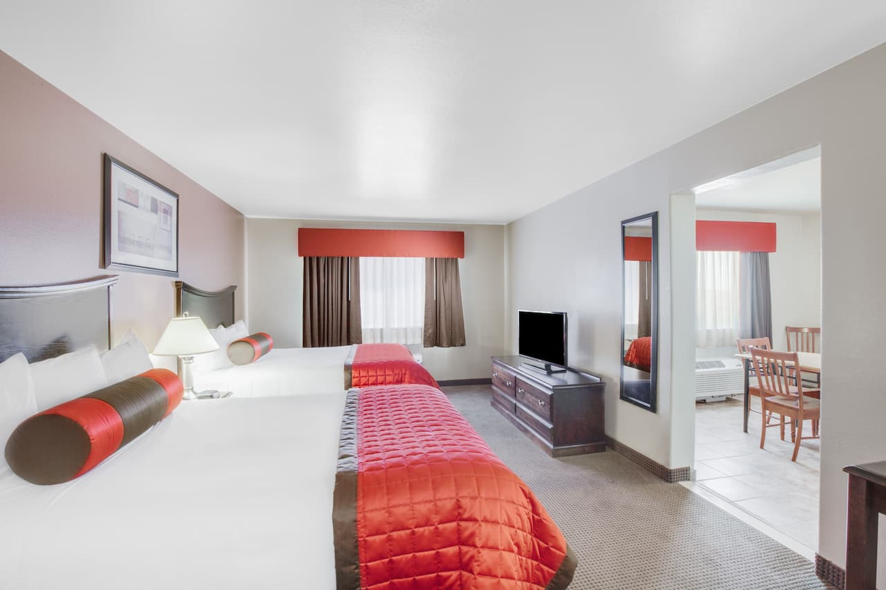 at the Baymont Inn & Suites Wheeler in Wheeler, Texas