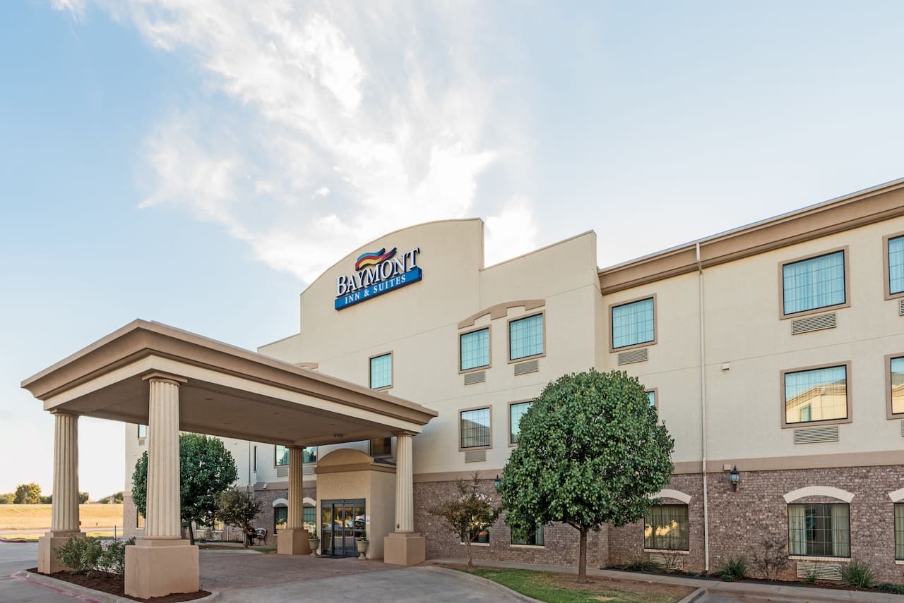 at the Baymont Inn & Suites Wichita Falls in Wichita Falls, Texas