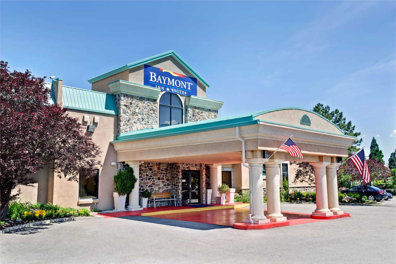 Baymont Inn Suites Murray Salt Lake City In