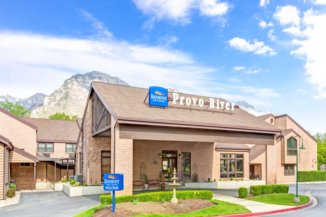 Baymont Inn & Suites Provo River in Orem, Utah