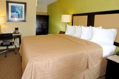 at the Baymont Inn & Suites Covington in Covington, Virginia