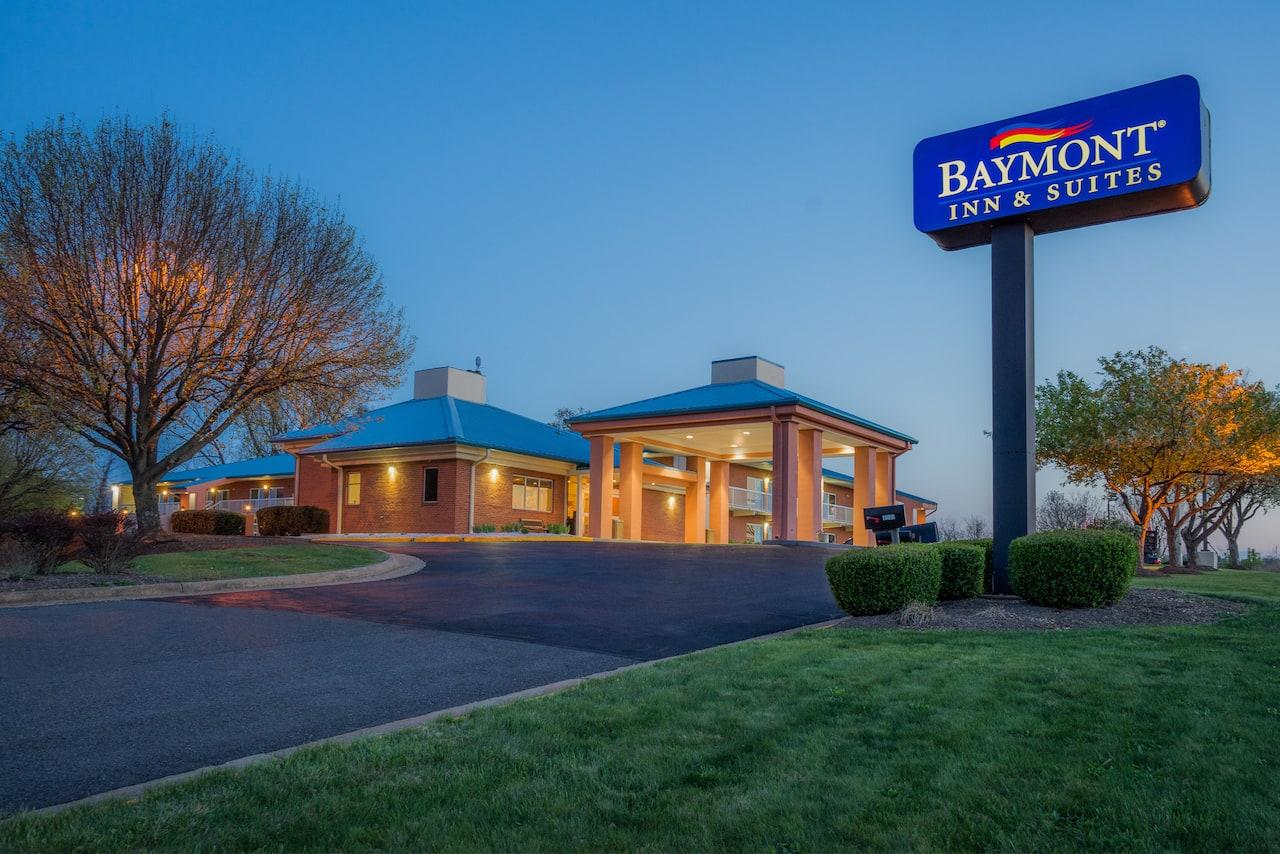 Baymont Inn & Suites Warrenton in Warrenton, Virginia