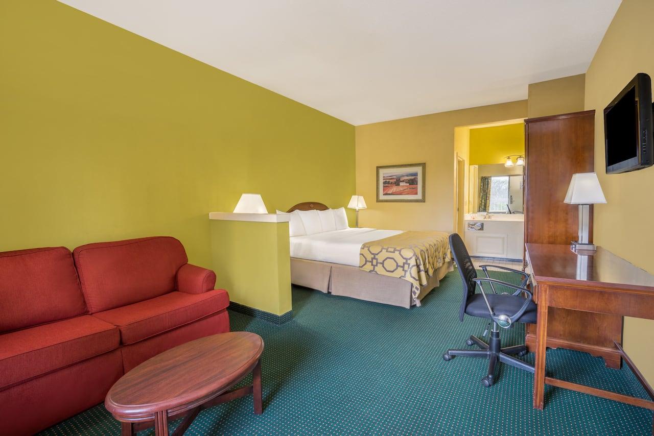 at the Baymont Inn & Suites Warrenton in Warrenton, Virginia