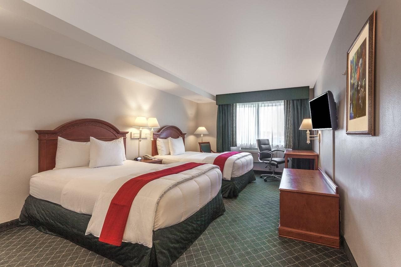 at the Baymont Inn & Suites Bellingham in Bellingham, Washington