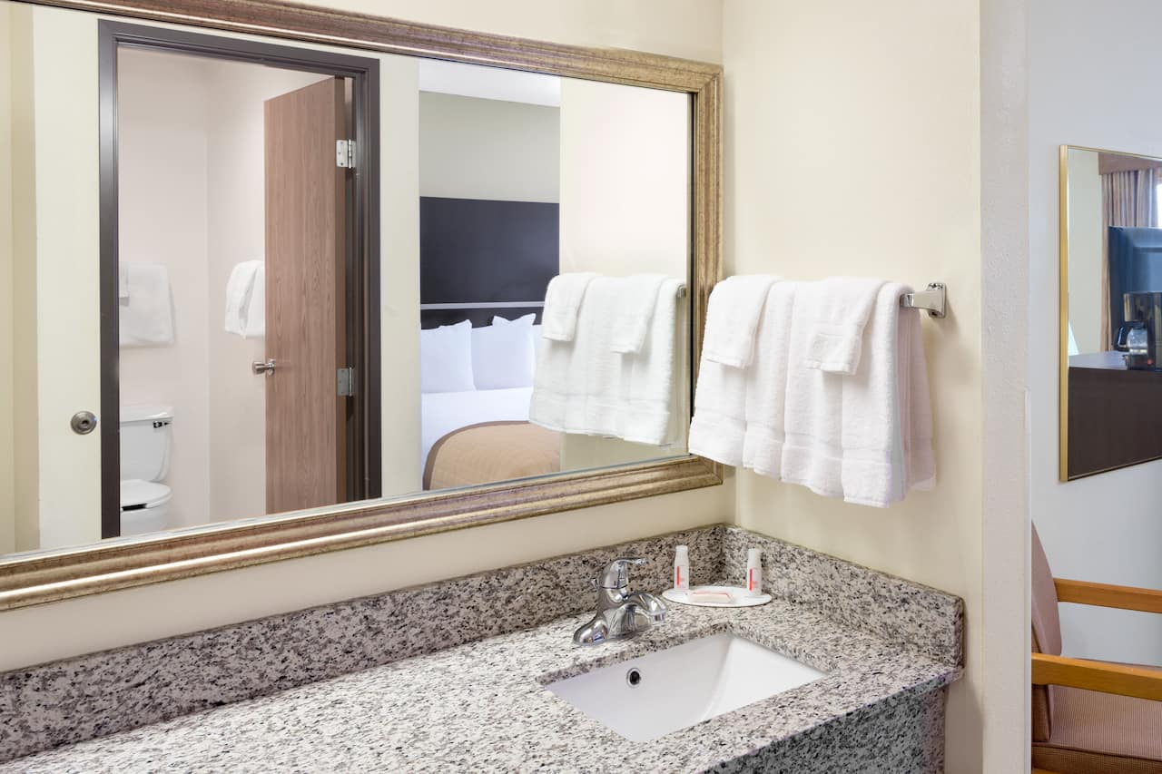 at the Baymont Inn & Suites Green Bay in Green Bay, Wisconsin