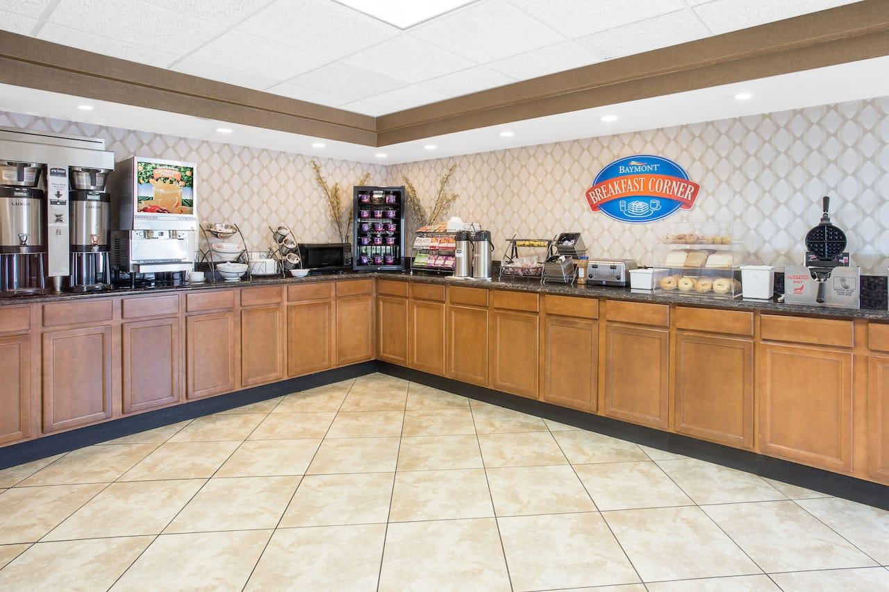 at the Baymont Inn & Suites Janesville in Janesville, Wisconsin