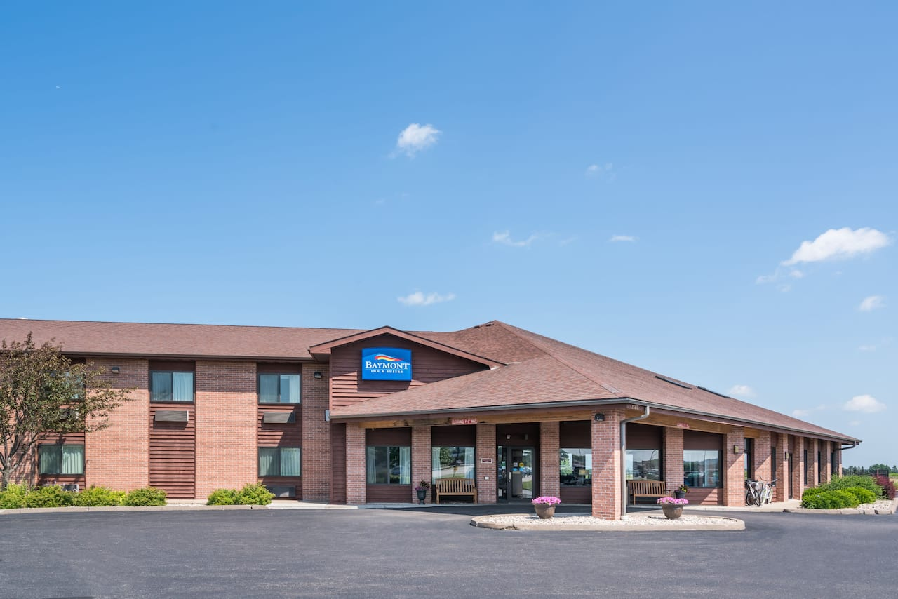 Baymont Inn & Suites Marshfield in Marshfield, Wisconsin