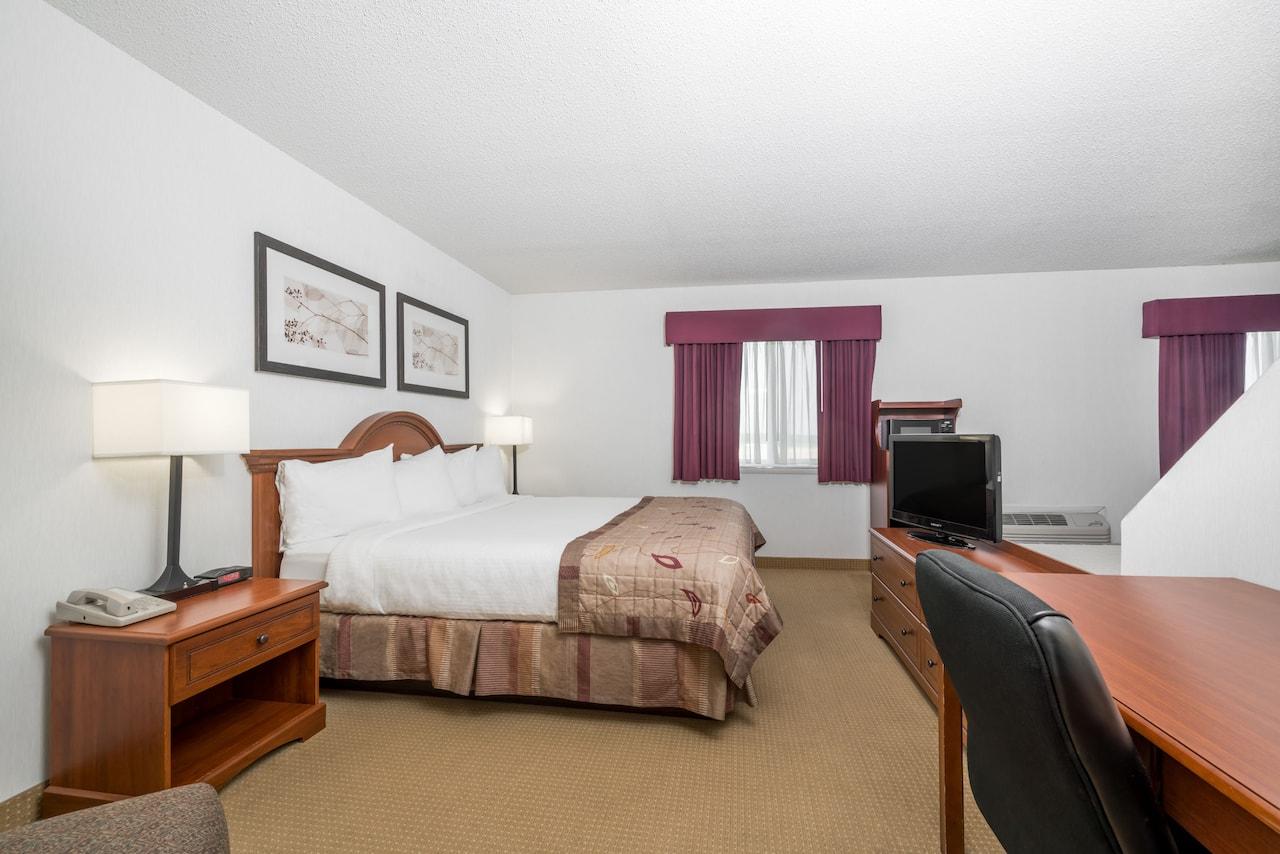 at the Baymont Inn & Suites Marshfield in Marshfield, Wisconsin