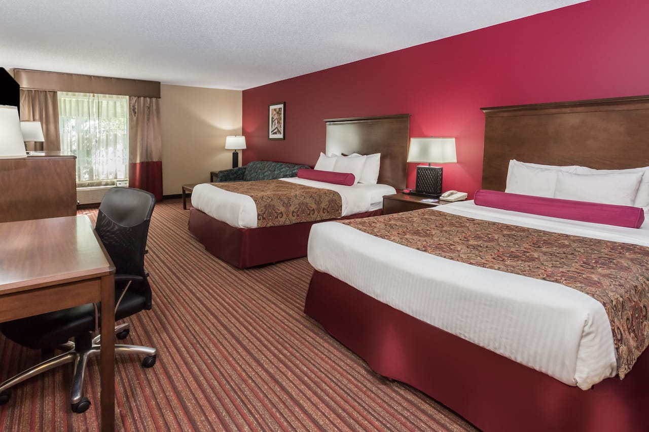 at the Baymont Inn & Suites Mequon Milwaukee Area in Mequon, Wisconsin