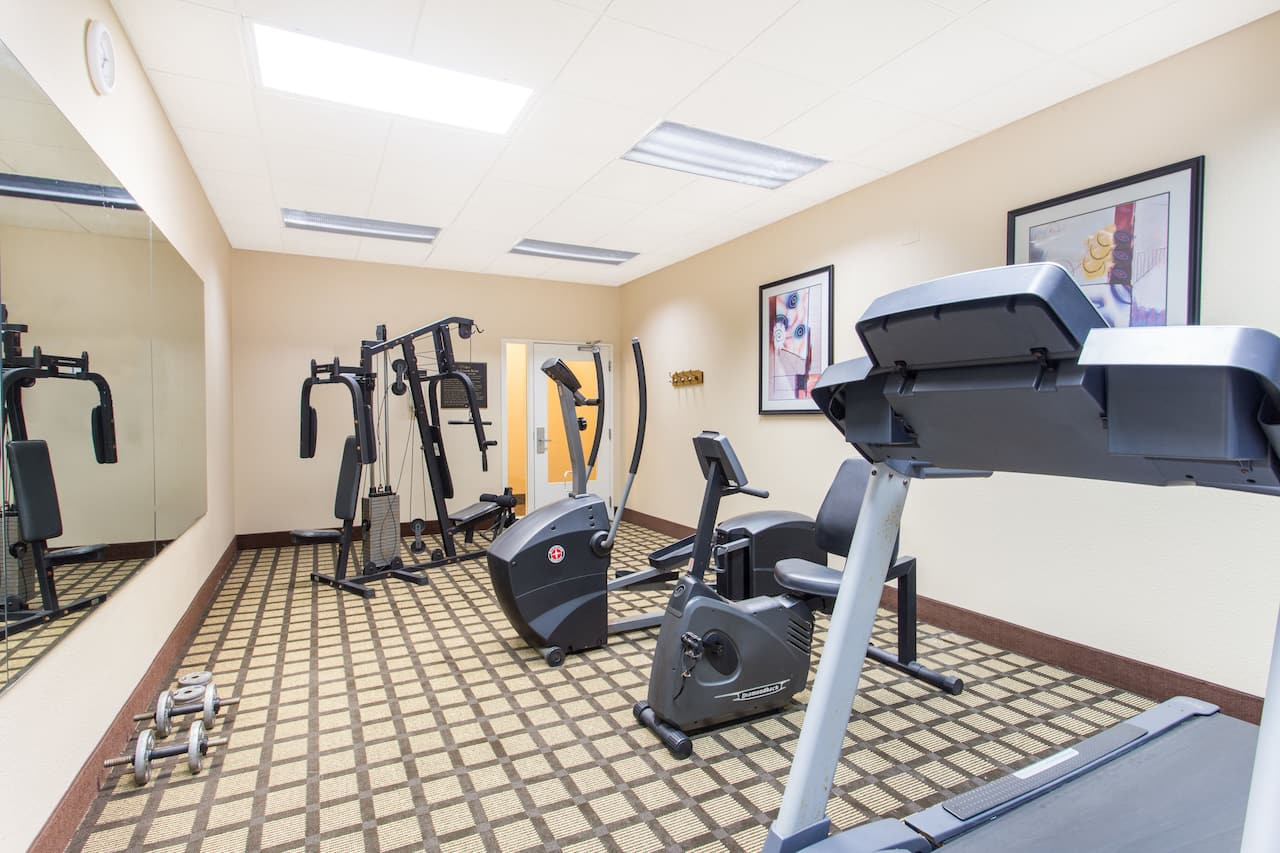 at the Baymont Inn & Suites Plymouth in Plymouth, Wisconsin