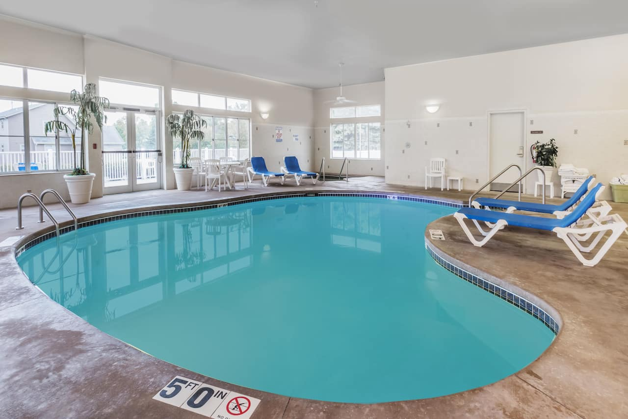 at the Baymont Inn & Suites Waterford/Burlington WI in Waterford, Wisconsin
