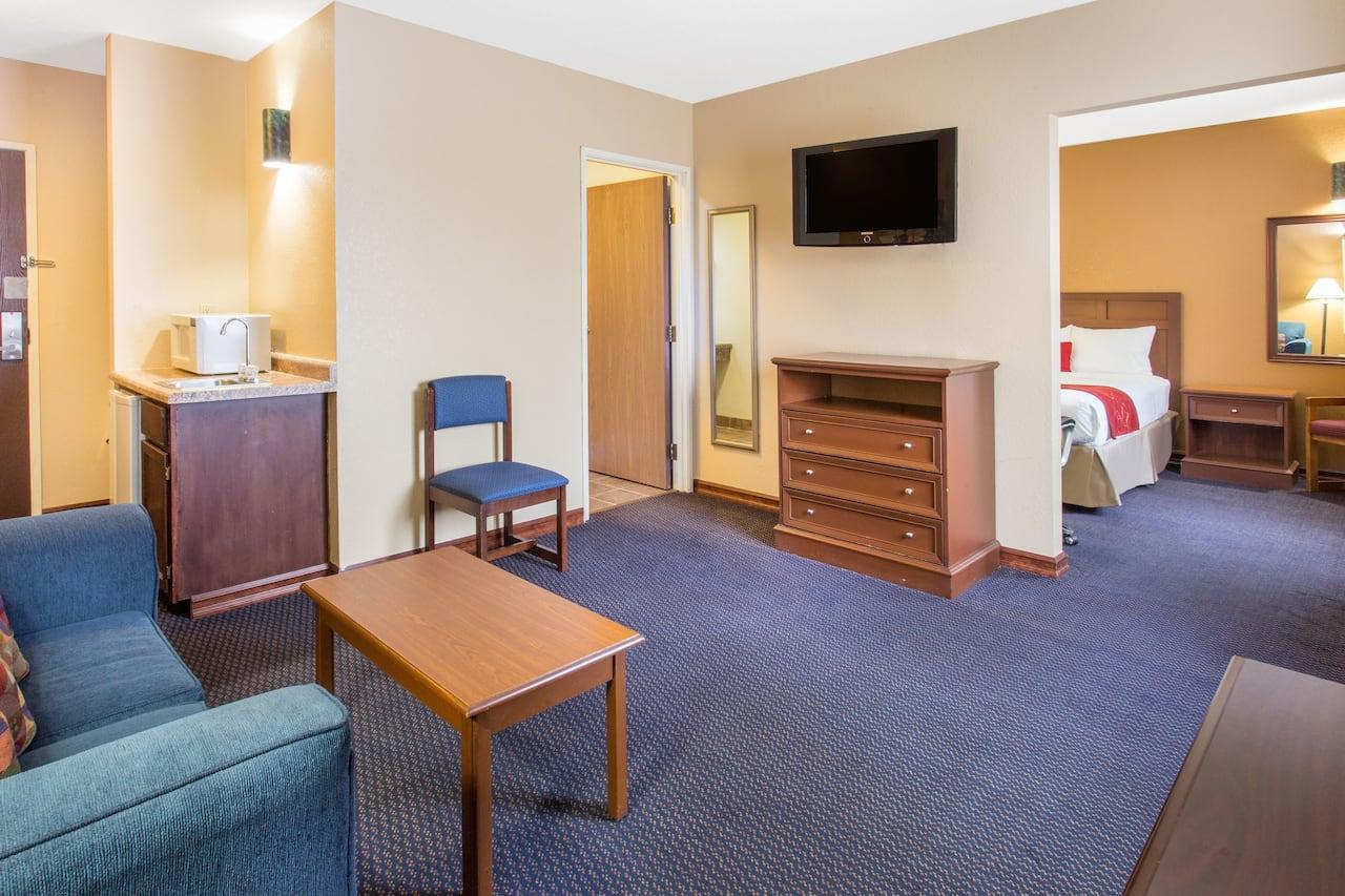 at the Baymont Inn & Suites Waukesha in Waukesha, Wisconsin