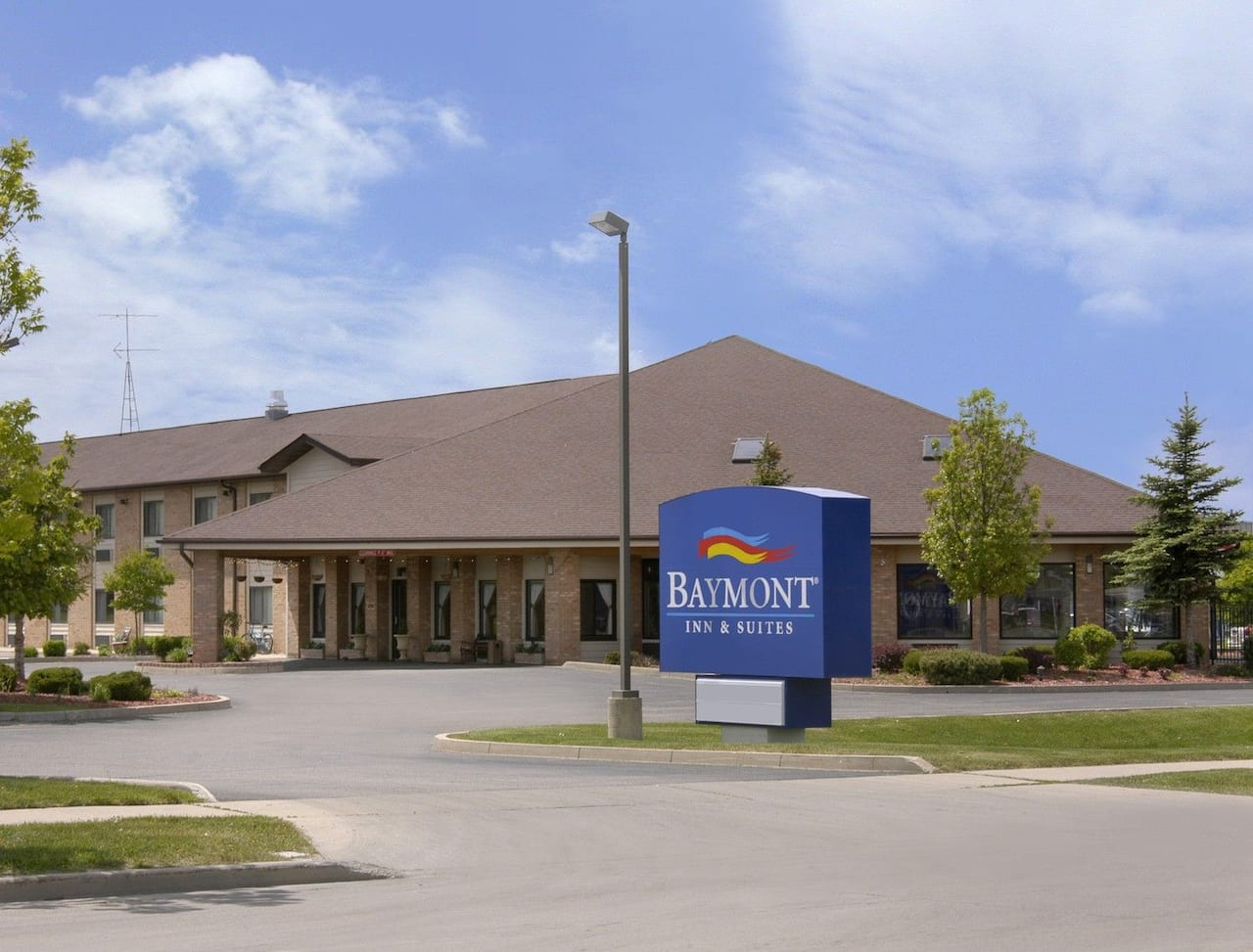 Baymont Inn & Suites Whitewater in Janesville, Wisconsin