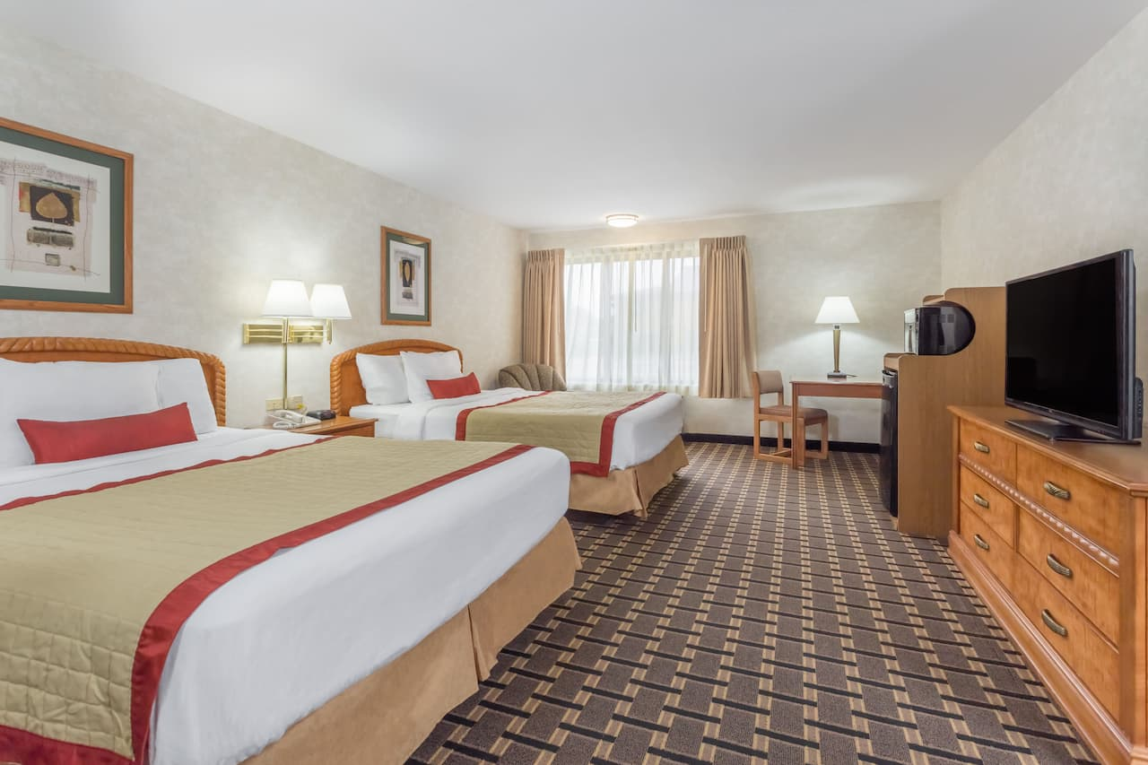 at the Baymont Inn & Suites Wisconsin Dells in Wisconsin Dells, Wisconsin