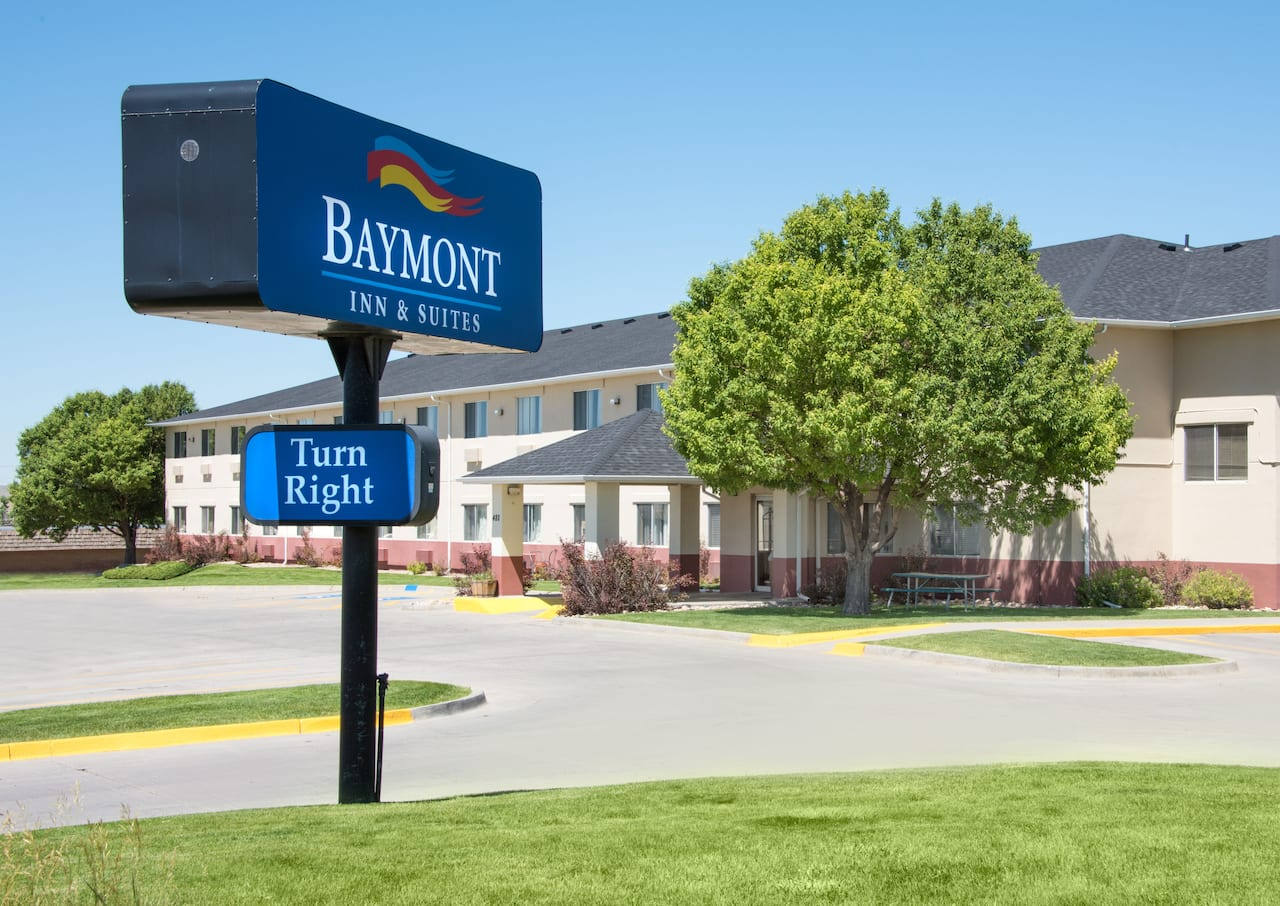 Baymont Inn & Suites Casper East in Evansville, Wyoming