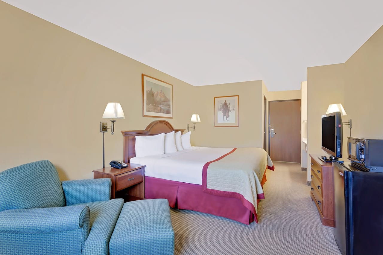 at the Baymont Inn & Suites Pinedale in Pinedale, Wyoming