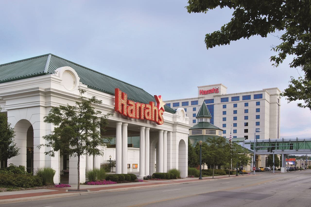 Harrah's Joliet in Plainfield, Illinois