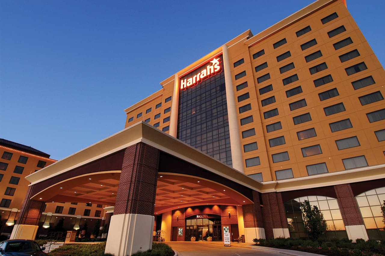 Harrah's North Kansas City in  Liberty,  Missouri