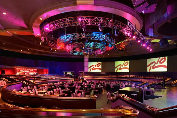 Bar at Rio All-Suite Hotel & Casino in Las Vegas, Nevada