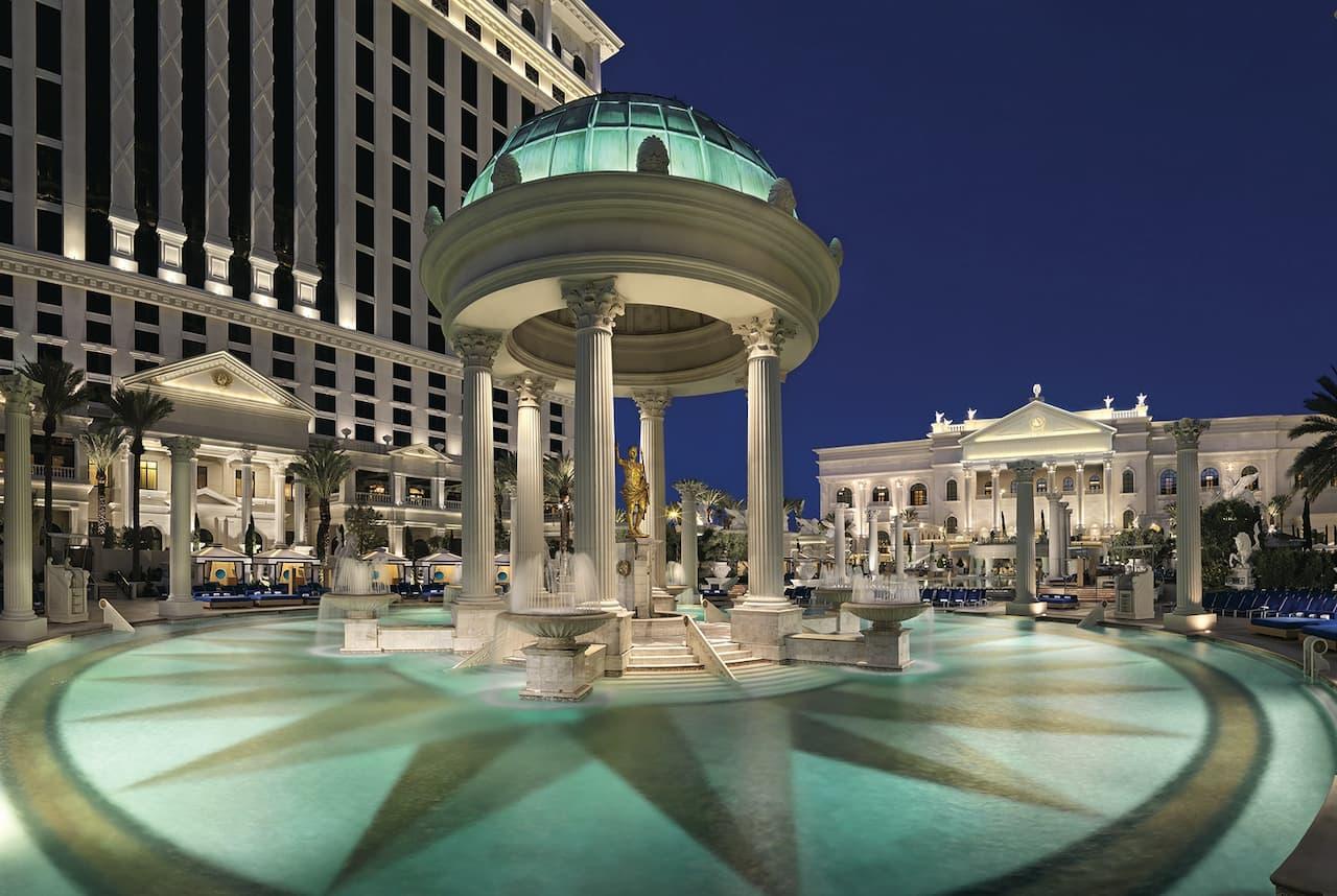Caesars Palace Las Vegas in Las Vegas, Nevada