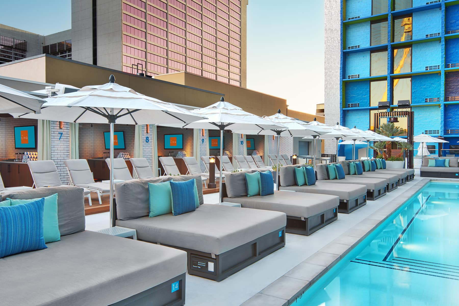 The Linq Hotel And Casino Las Vegas Hotels Nv 89109
