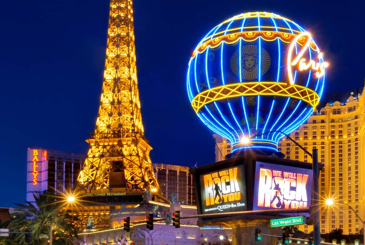 Paris Las Vegas in  Henderson,  Nevada
