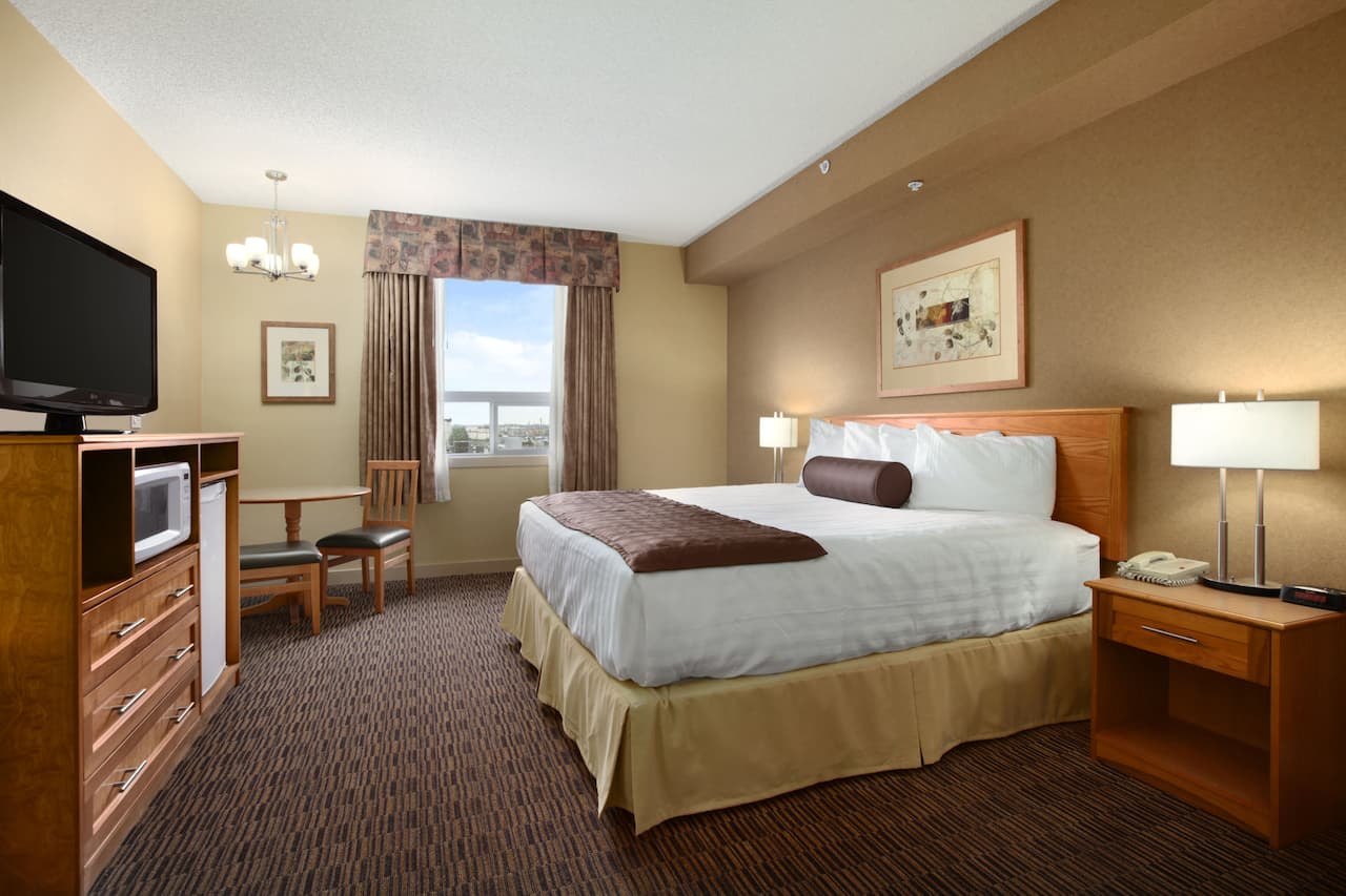 at the Days Inn & Suites West Edmonton in Edmonton, Alberta