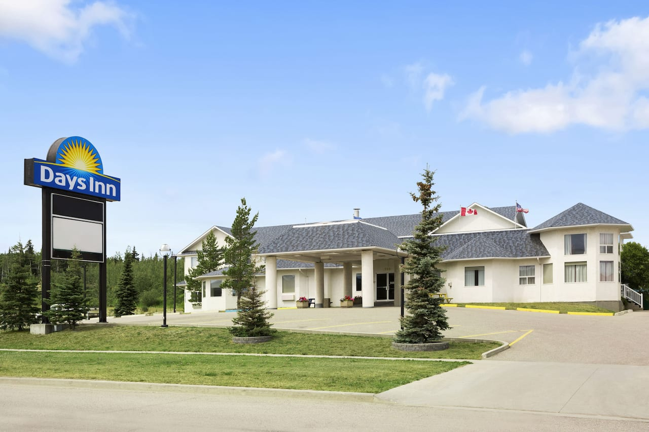 Days Inn Hinton in  Hinton,  Alberta