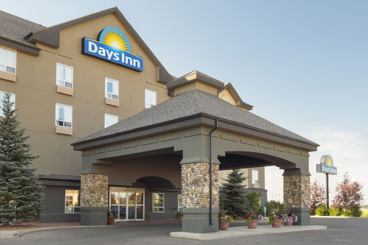 at the Days Inn Medicine Hat in Medicine Hat, Alberta