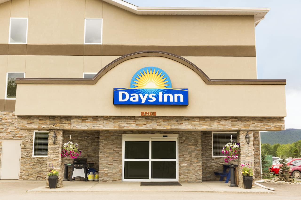 at the Days Inn Chetwynd in Chetwynd, British Columbia
