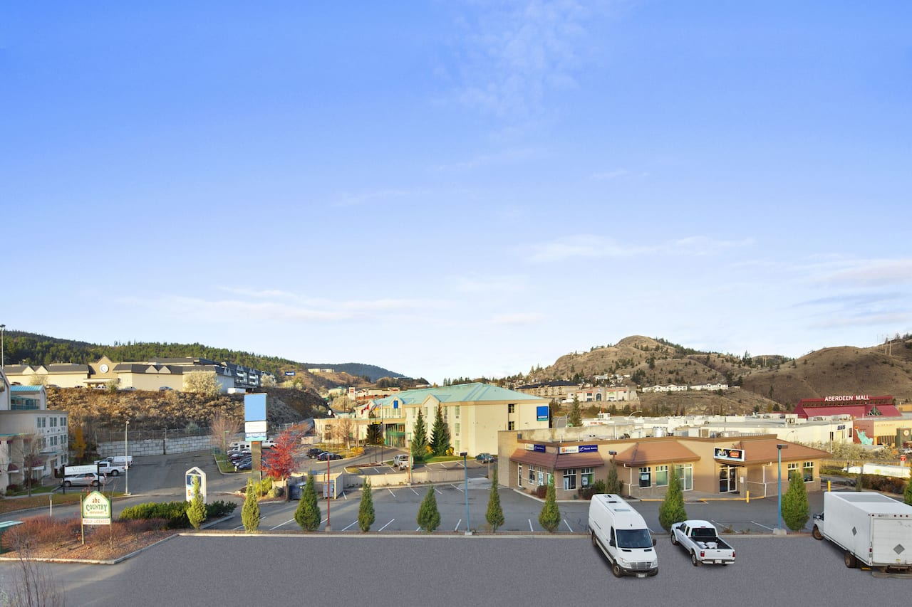 Days Inn Kamloops BC in  Kamloops,  British_Columbia