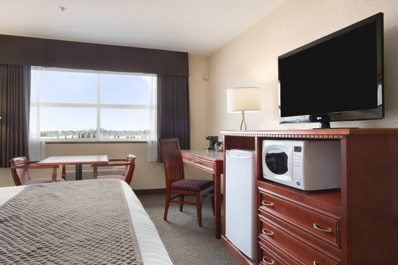at the Days Inn & Suites - Langley in Langley, British Columbia