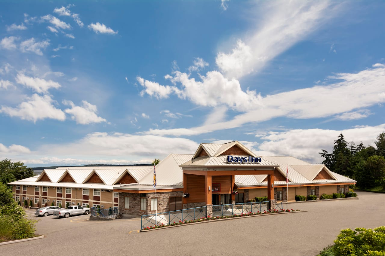 Days Inn - Nanaimo in  Parksville,  British_Columbia