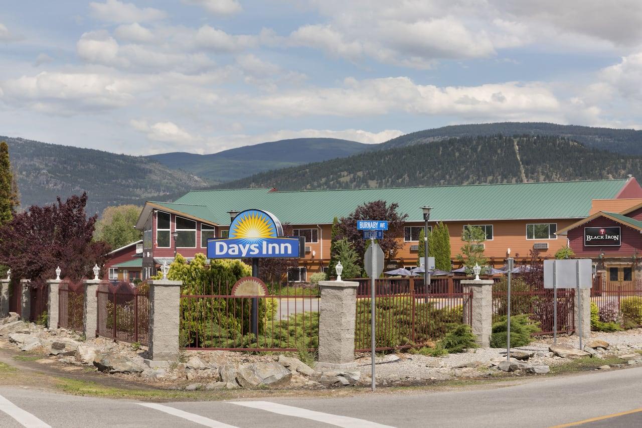 Days Inn & Conference Centre - Penticton in  Kelowna,  British_Columbia