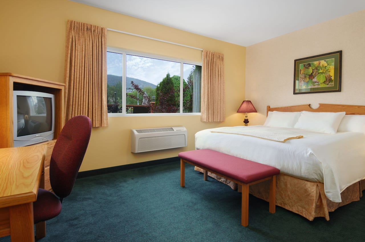at the Days Inn & Conference Centre - Penticton in Penticton, British Columbia
