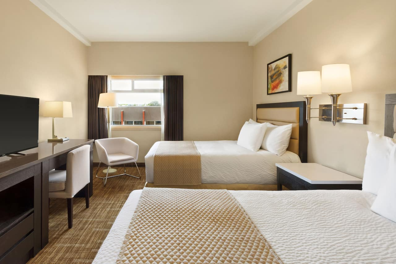 at the Days Inn Downtown Prince George in Prince George, British Columbia