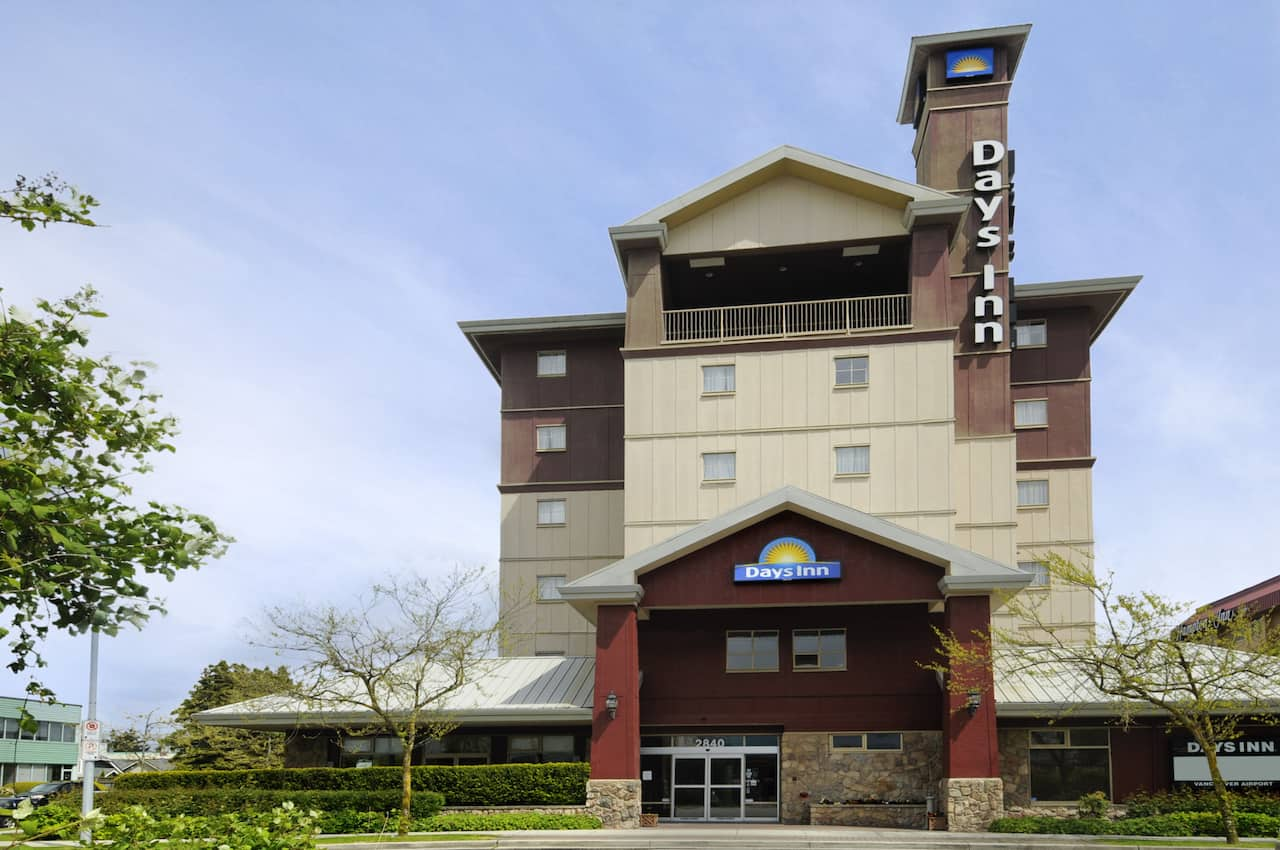 at the Days Inn - Vancouver Airport in Richmond, British Columbia