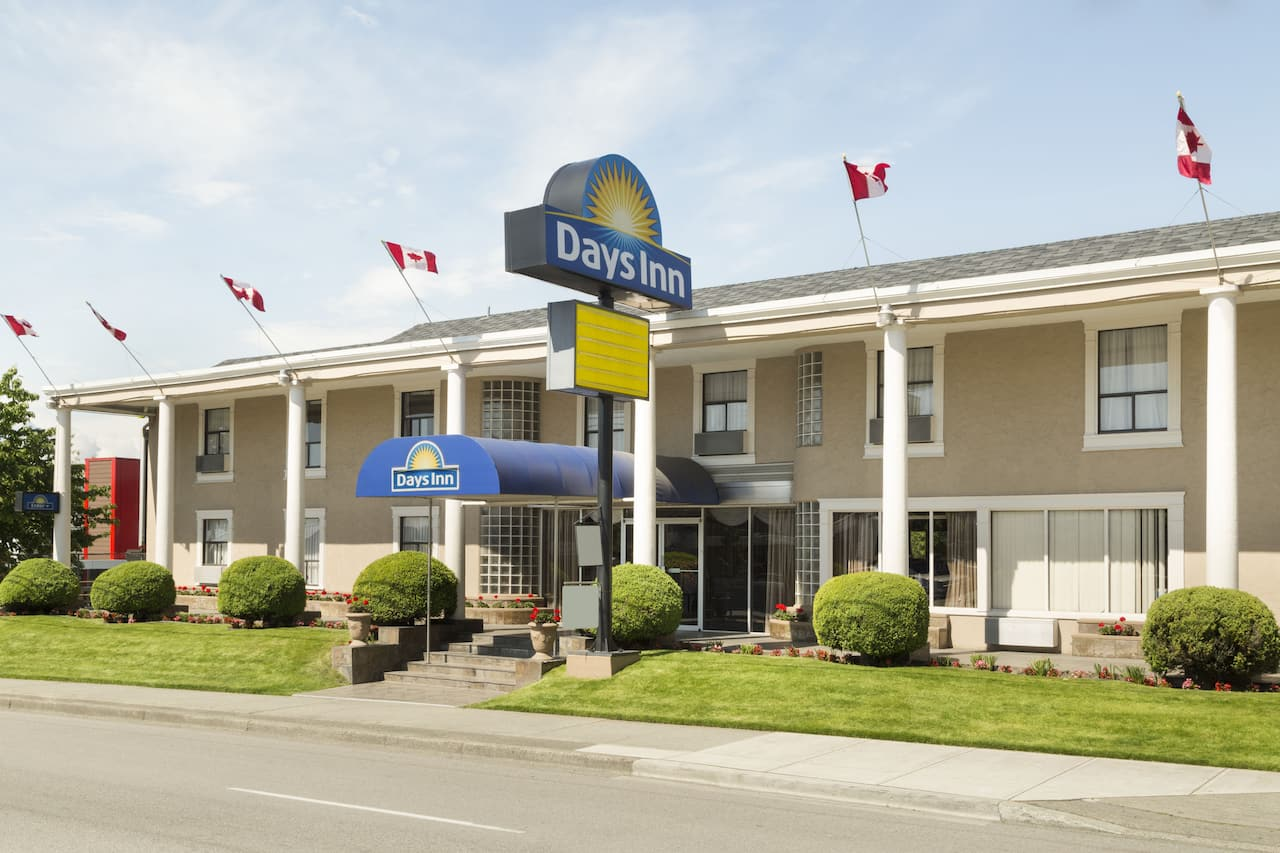 at the Days Inn Vancouver Metro in Vancouver, British Columbia