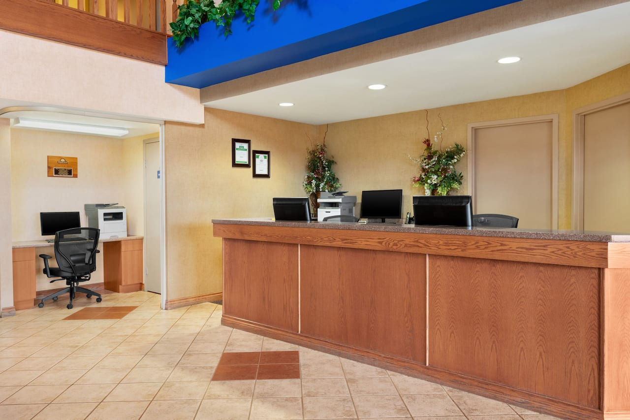 at the Days Inn & Suites - Thompson in Thompson, Manitoba