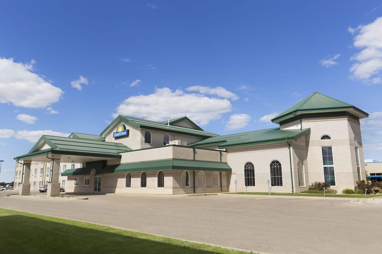 at the Days Inn & Suites - Winkler in Winkler, Manitoba