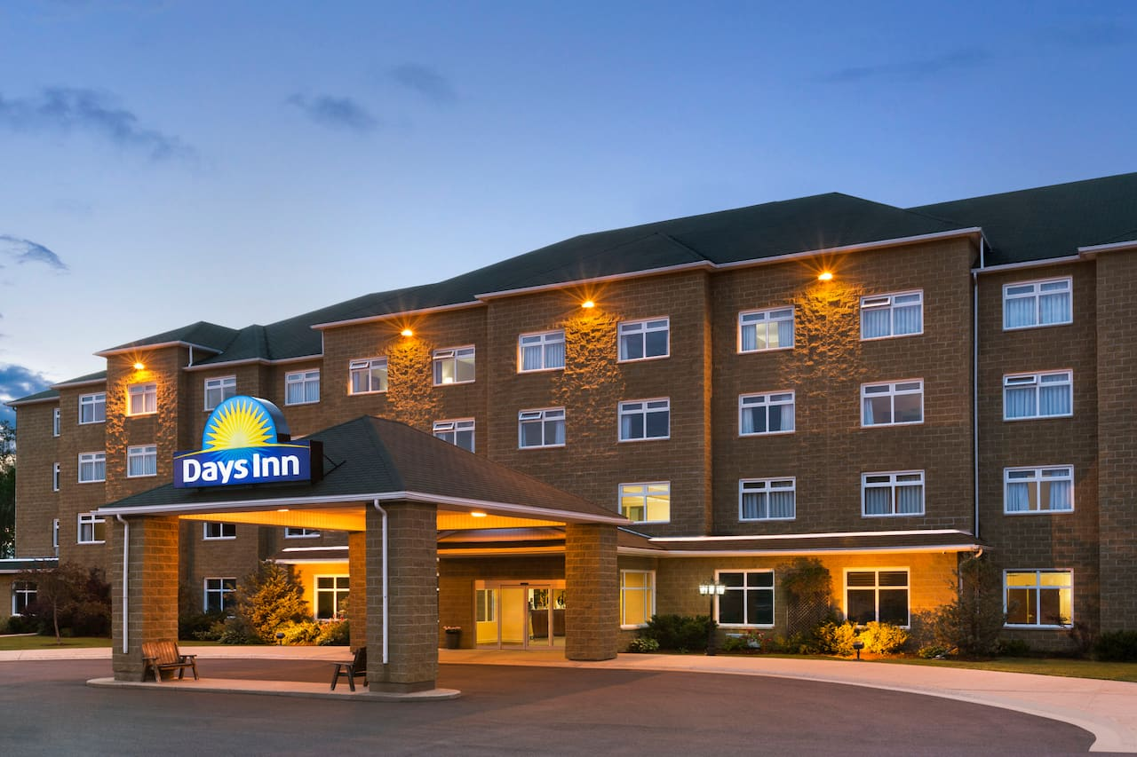 Days Inn & Conference Centre Oromocto in  Fredericton,  New_Brunswick
