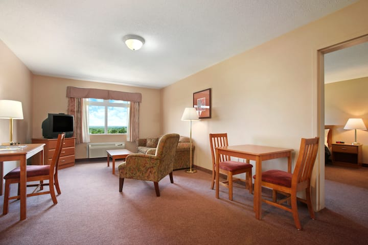 Days Inn & Conference Centre Oromocto suite in Oromocto, New Brunswick