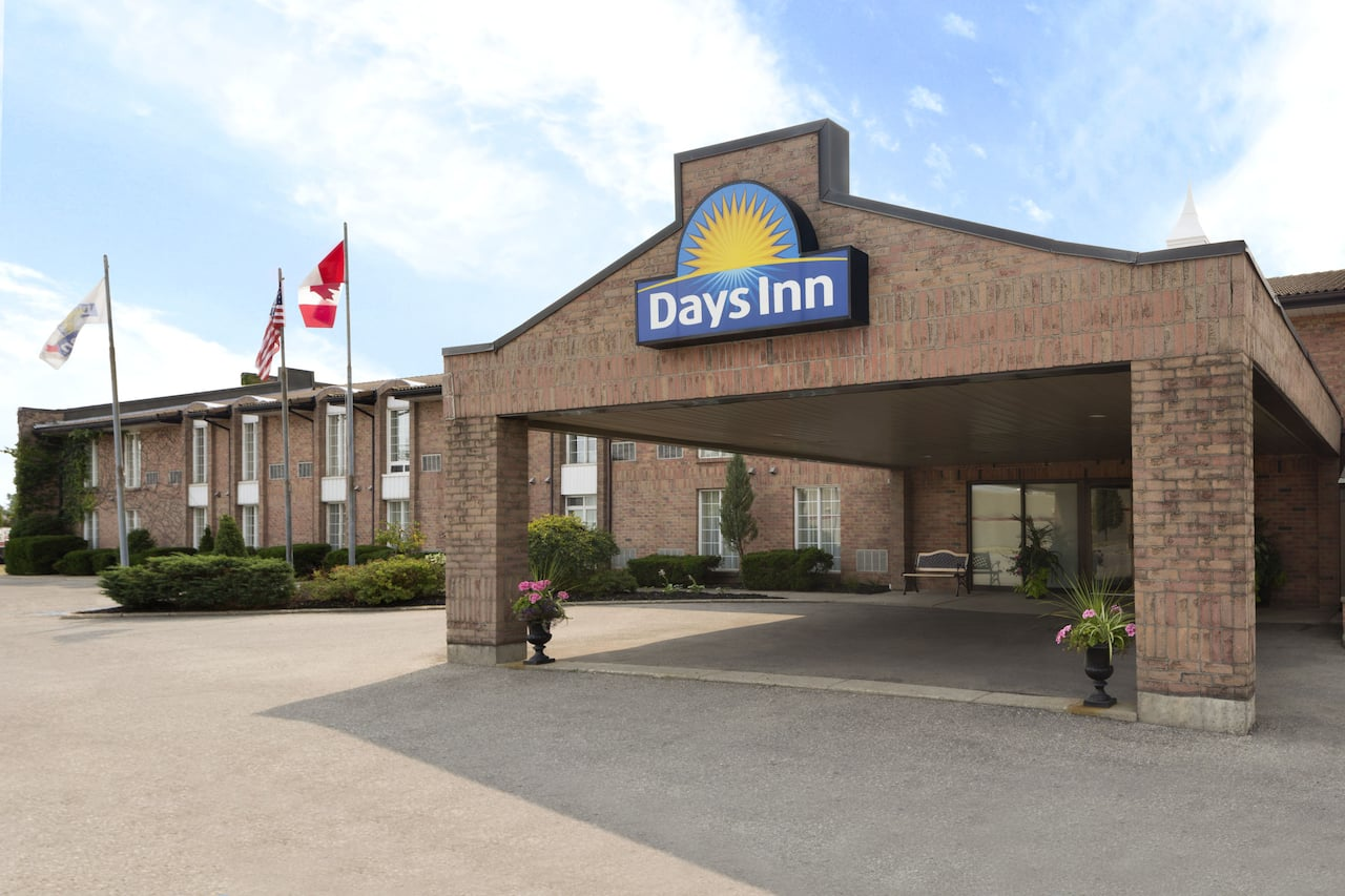 Days Inn Brantford in Kitchener, Ontario