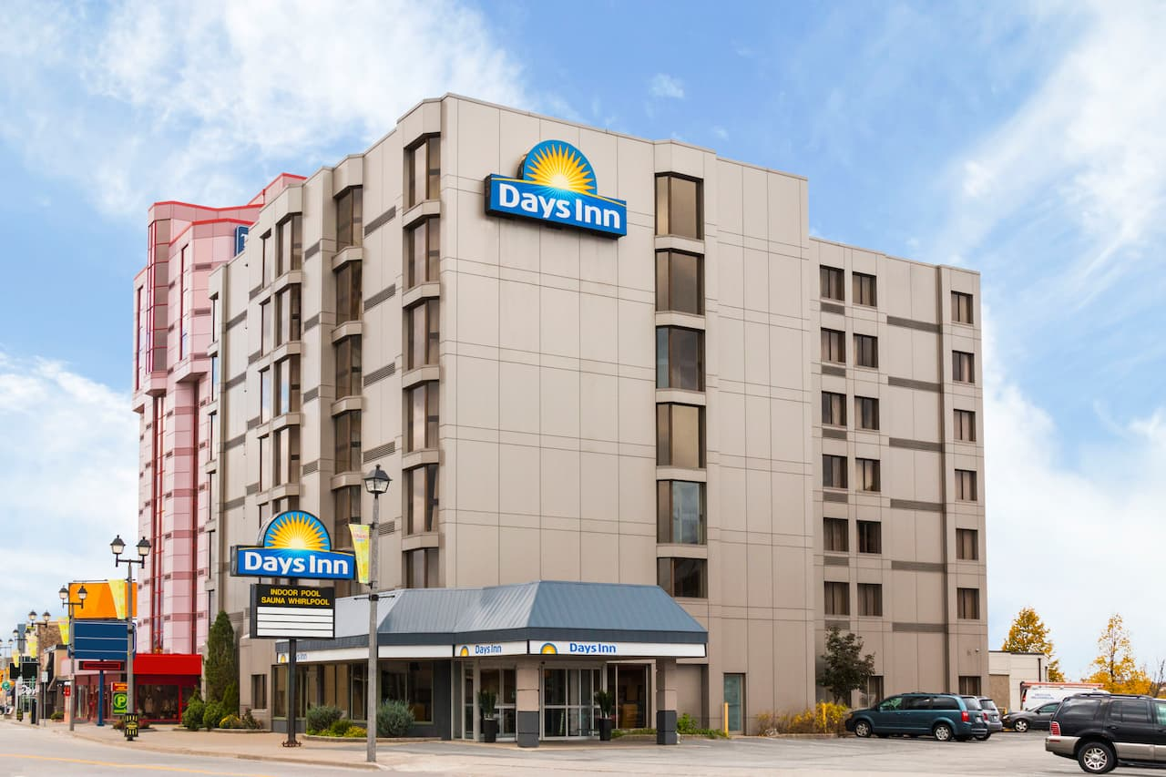 Days Inn - Niagara Falls Near The Falls in  Niagara Falls,  Ontario