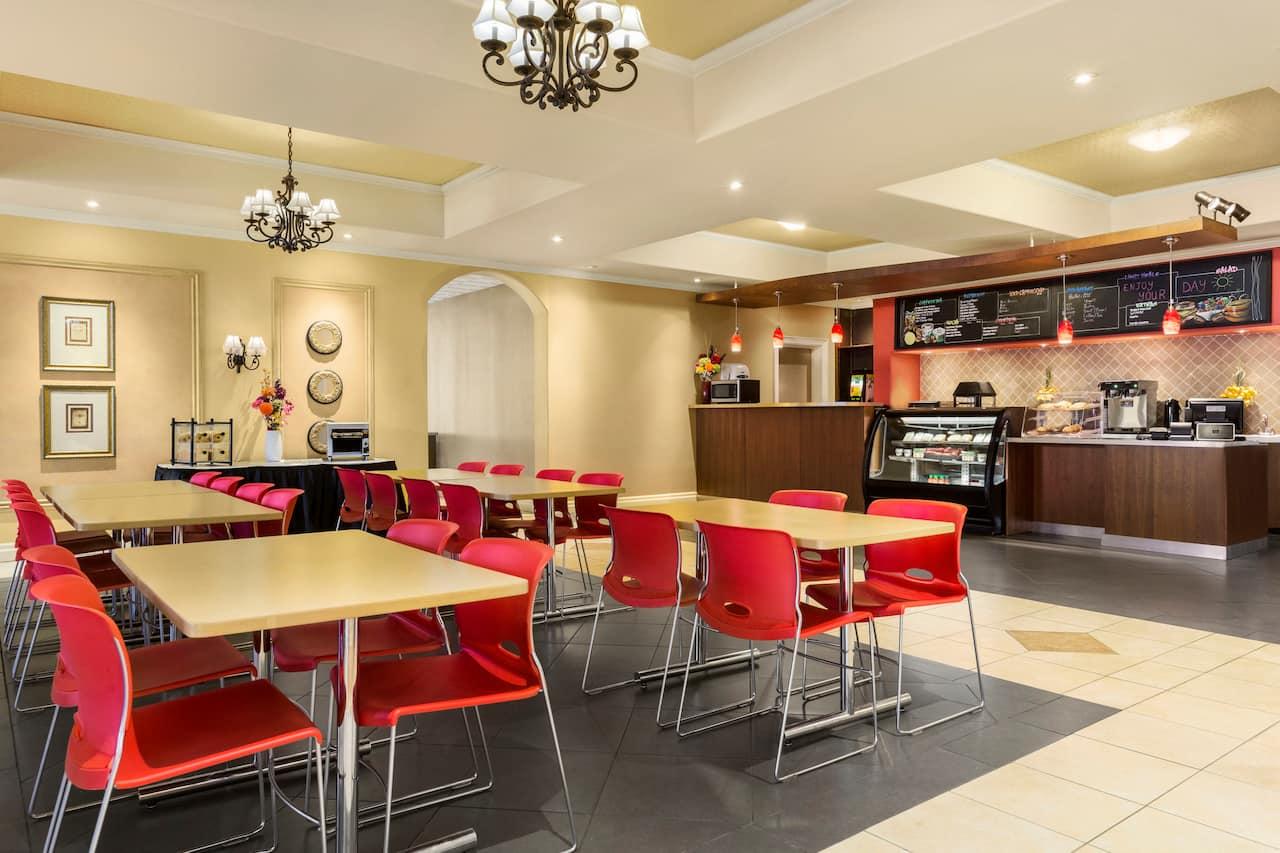 at the Days Inn & Suites - Niagara Falls Centre St. By the Falls in Niagara Falls, Ontario