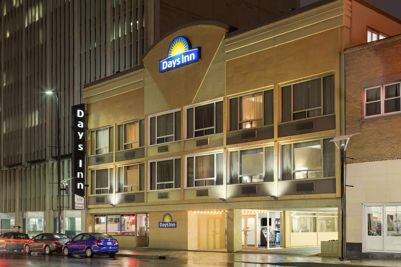Days Inn by Wyndham Ottawa à Gatineau, Québec