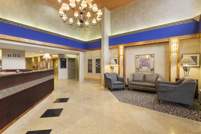 Days Inn By Wyndham Ottawa West Hotel Lobby In Ontario