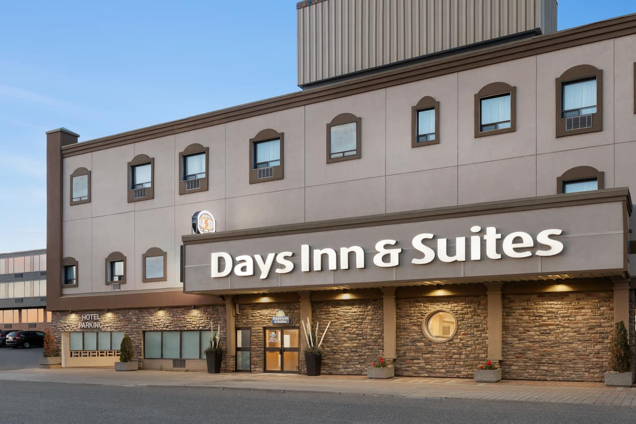 at the Days Inn & Suites Sault Ste. Marie, ON in Sault Sainte Marie, Ontario