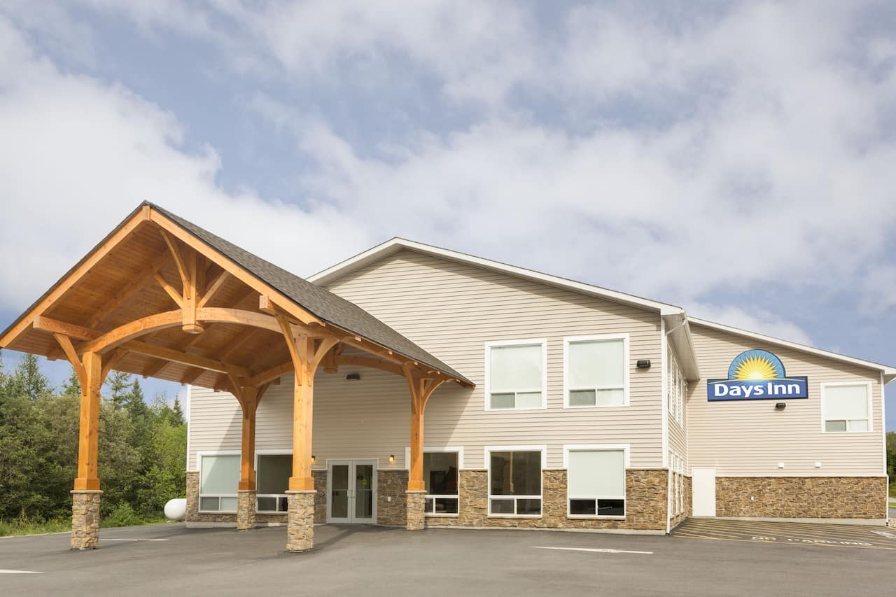 at the Days Inn Sioux Lookout in Sioux Lookout, Ontario