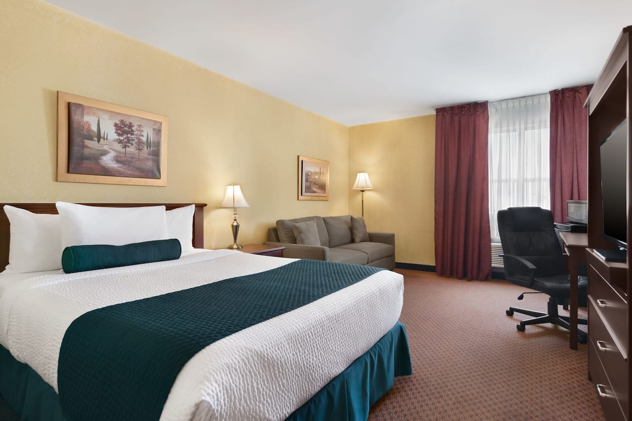 at the Days Inn & Conference Centre Blainville in Blainville, Quebec